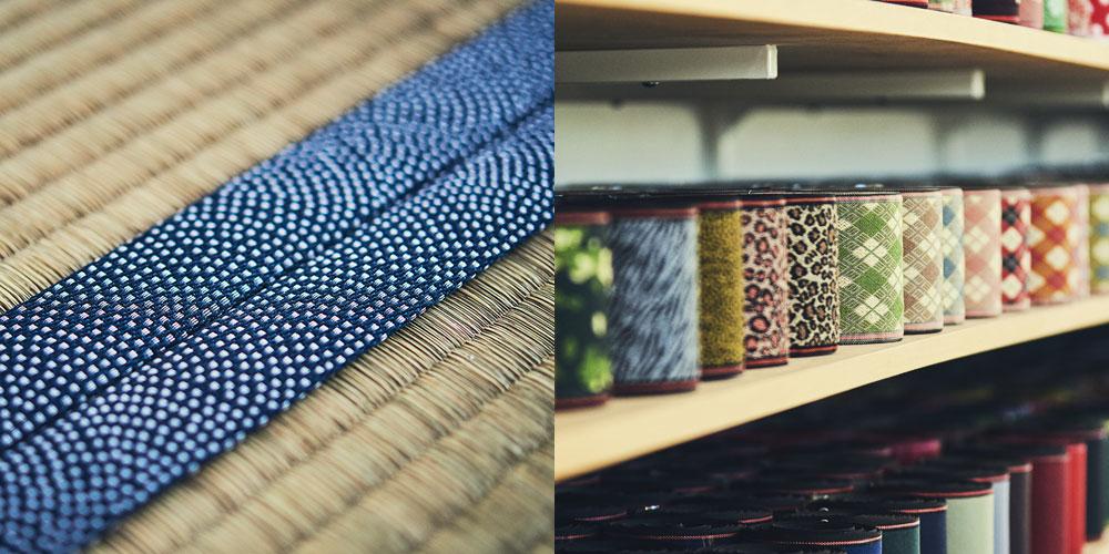 Tatami-beri Material