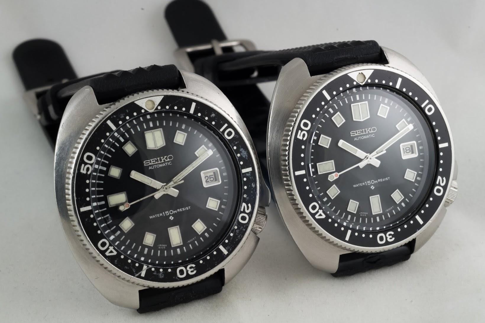 Original 6105-8110 & 6105-8119