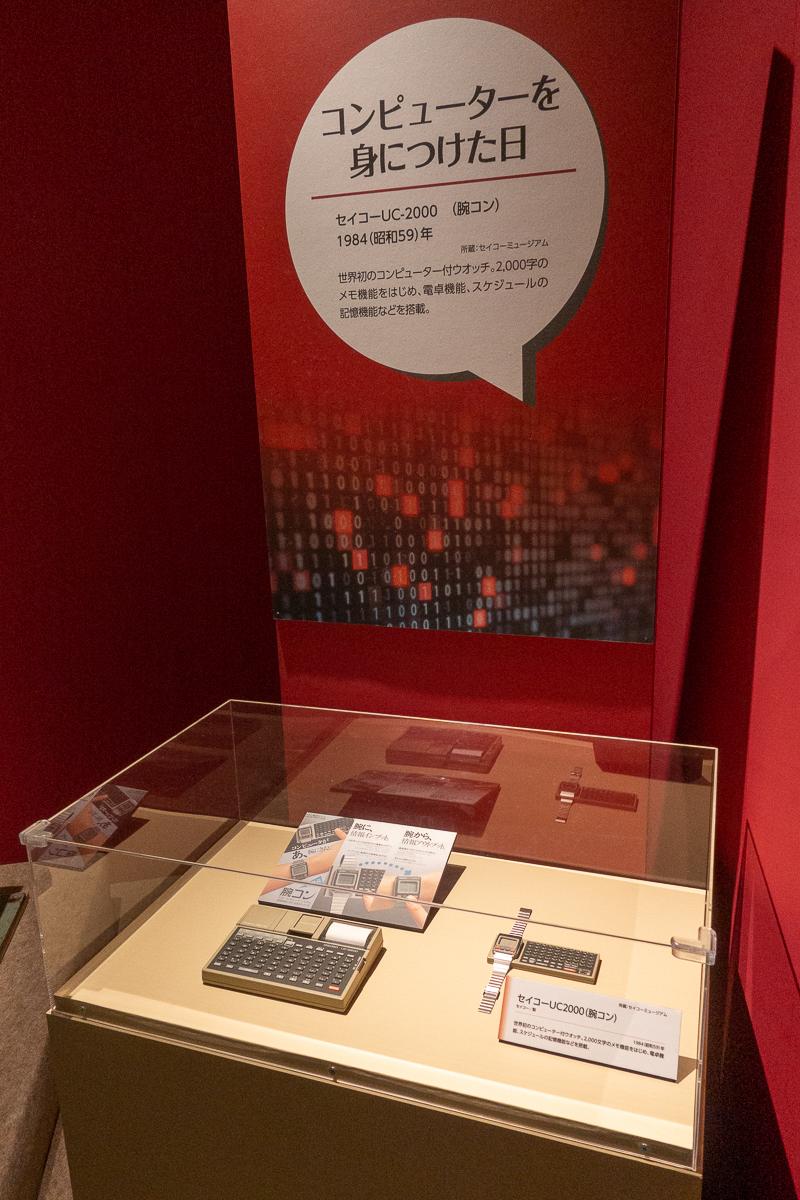 Wrist Computing Display
