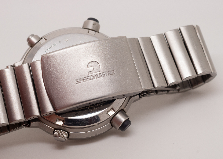 SpeedMaster Clasp