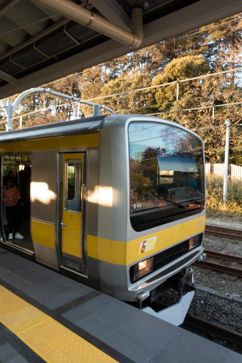 Chūō Line Train