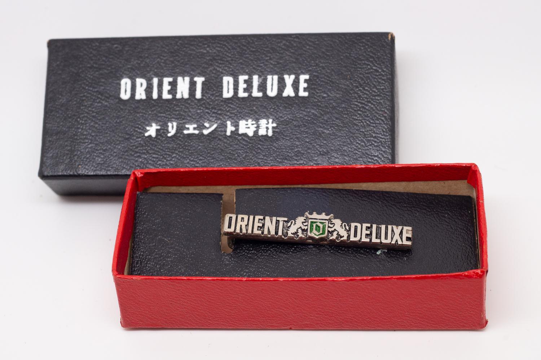 Orient Deluxe Tie Clip