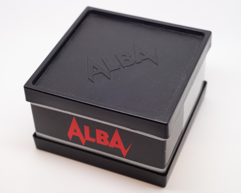 ALBA LCD Box