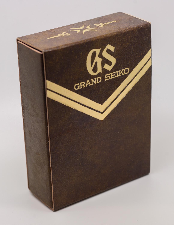 GS Cigarette Case