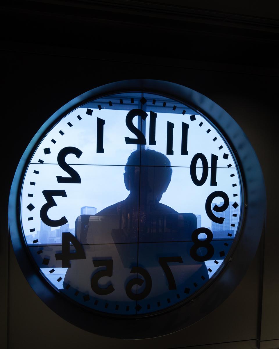 WAKO Clock and Seiko Designers