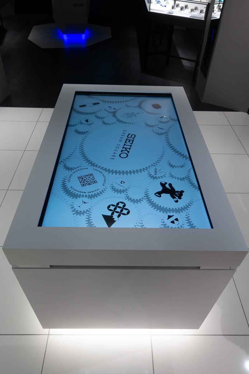 General Interactive Display