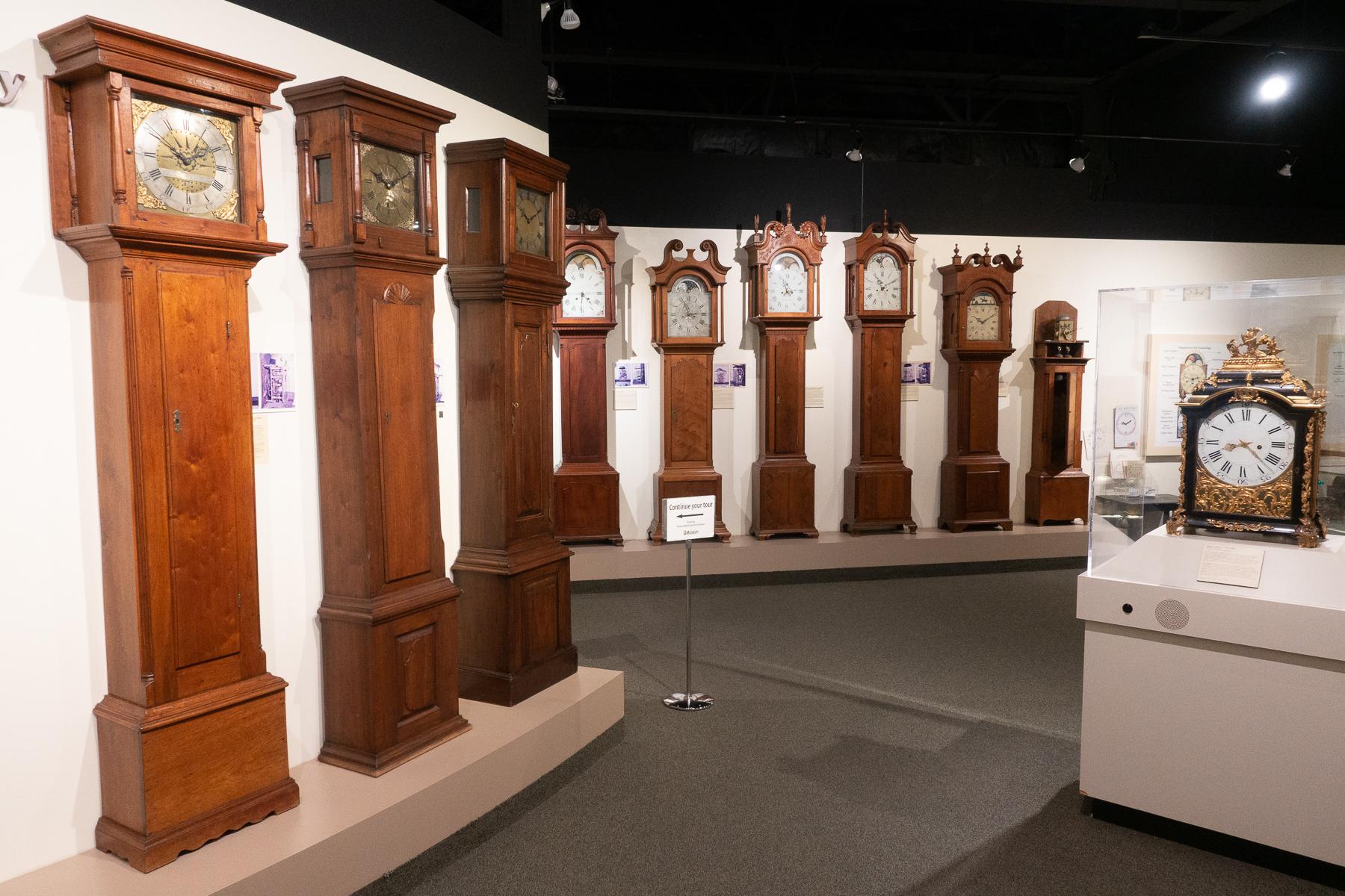 Tall Clocks
