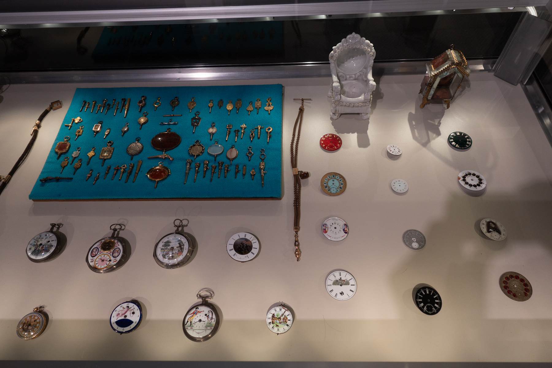Pocket Watches & Keys