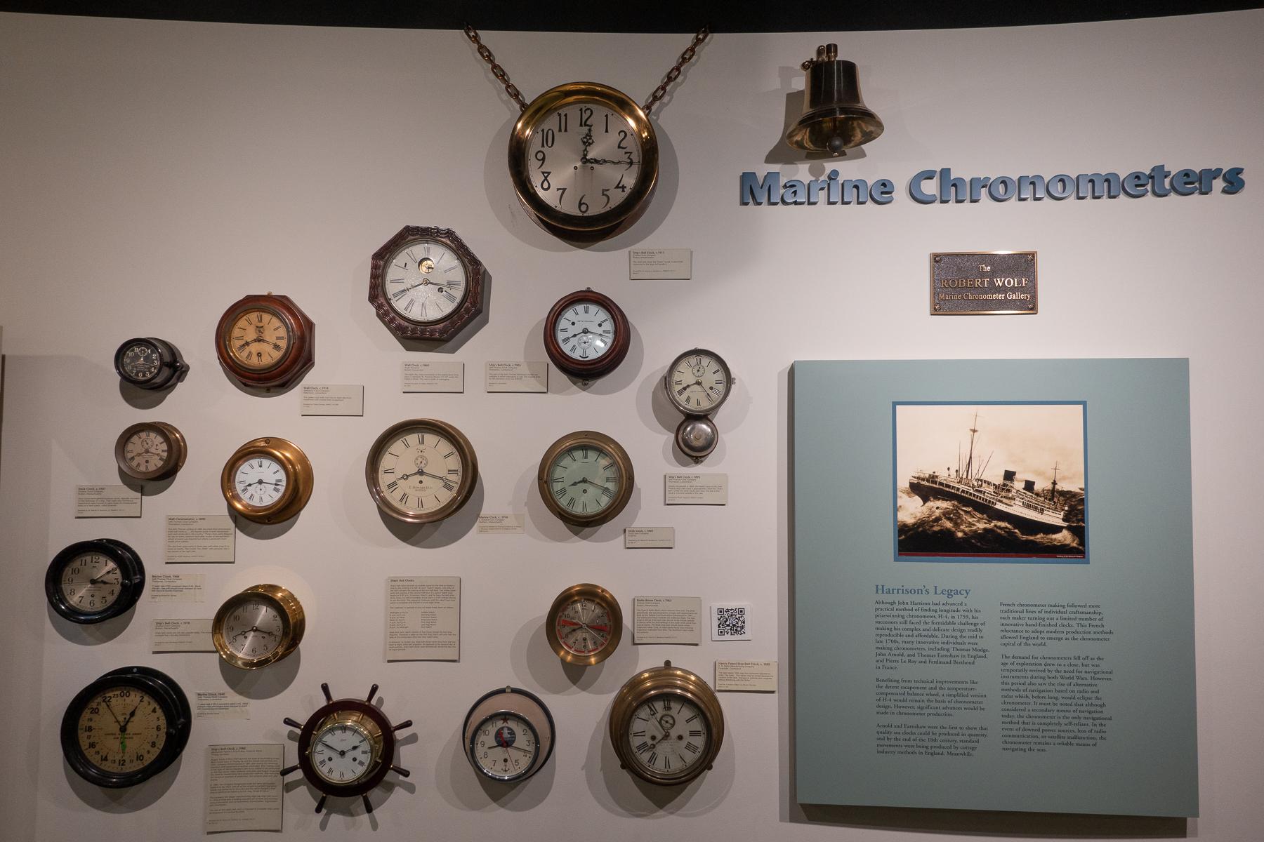 Marine Chronometers