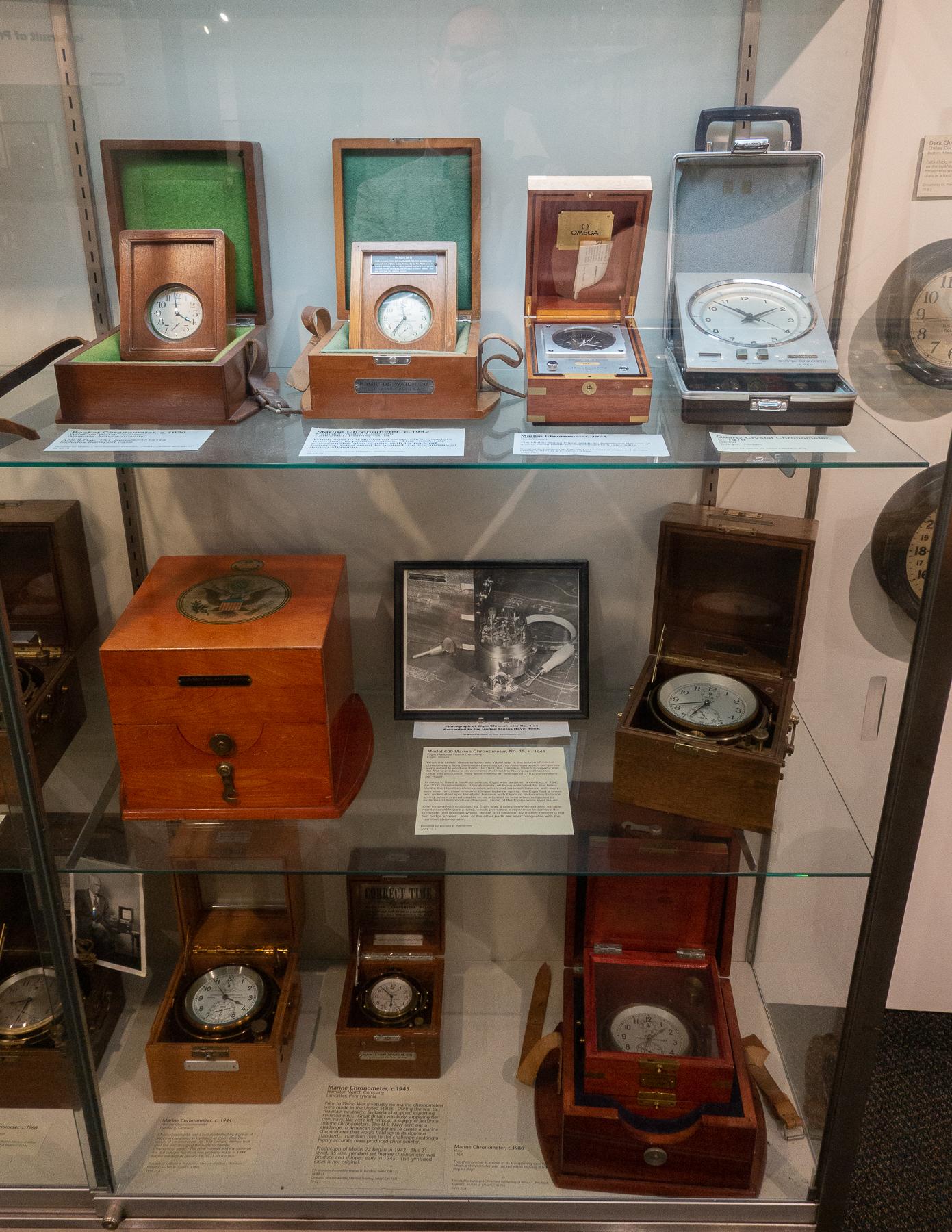 Portable Marine Chronometers