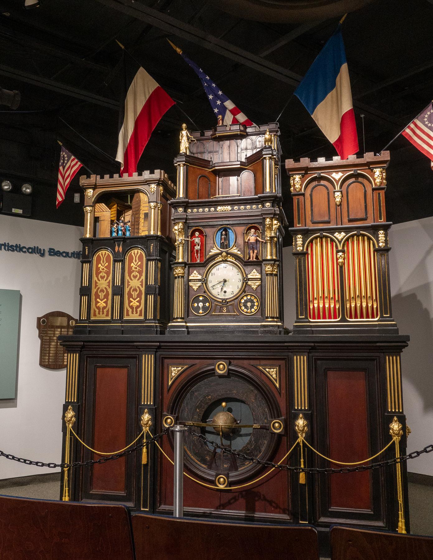 Engle Clock