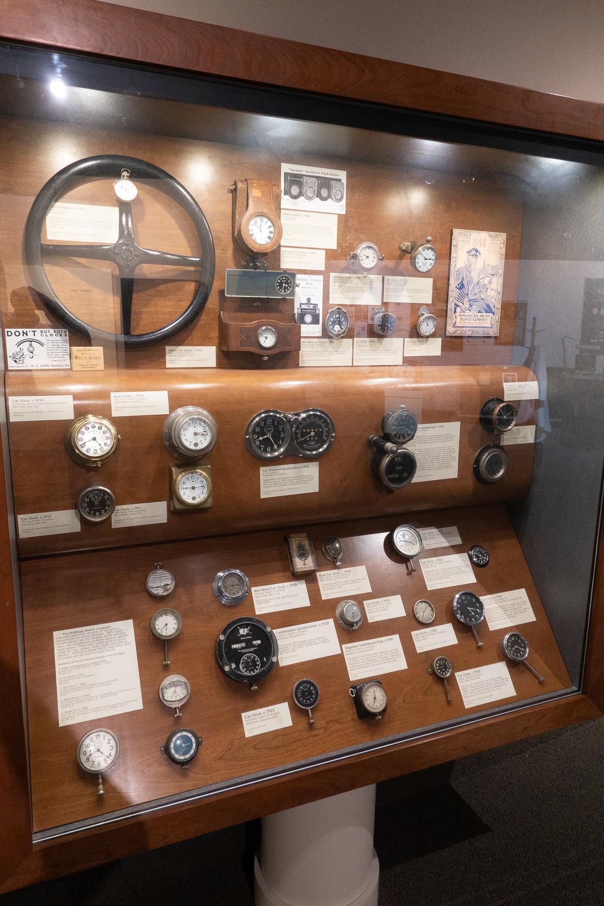 Automotive Clocks