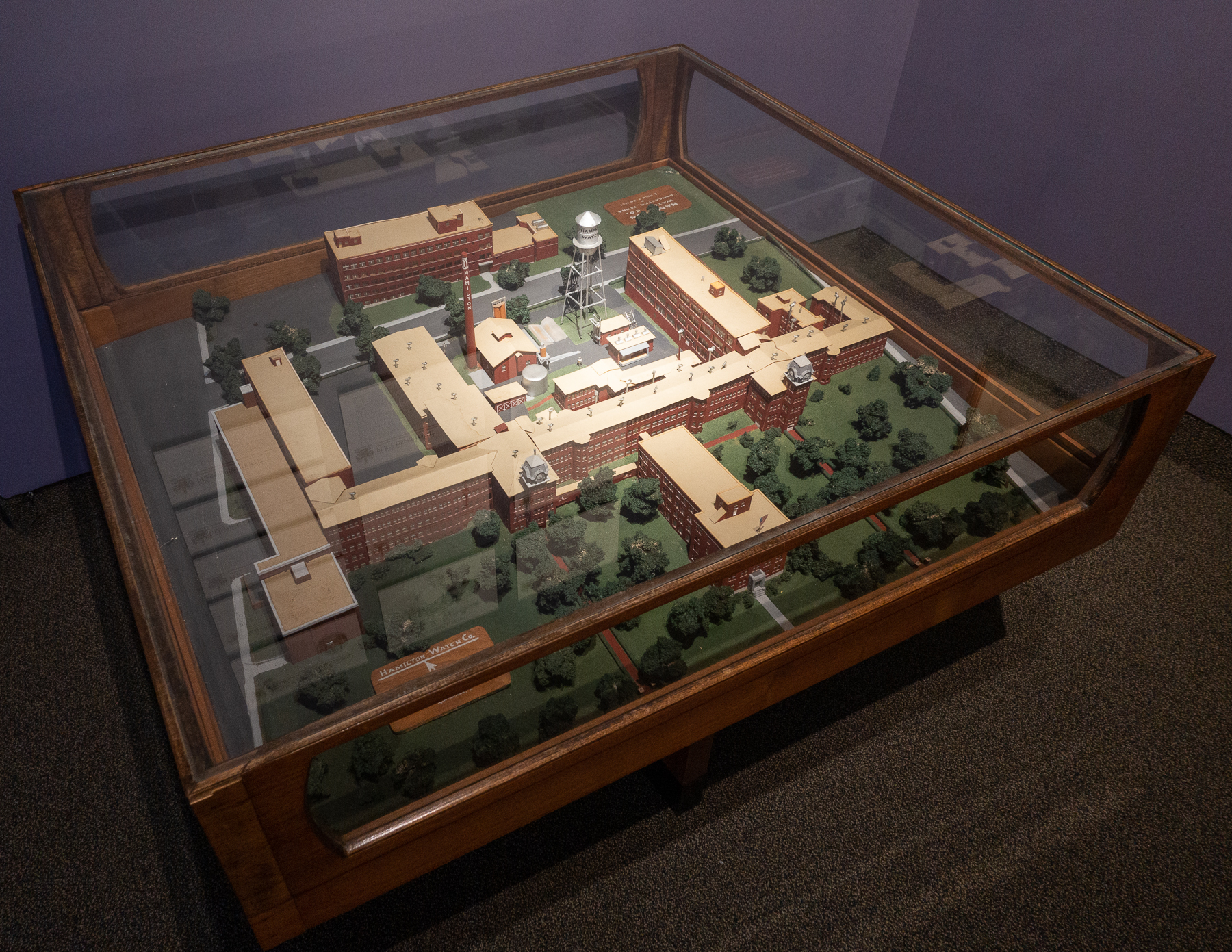 Hamilton Factory Model