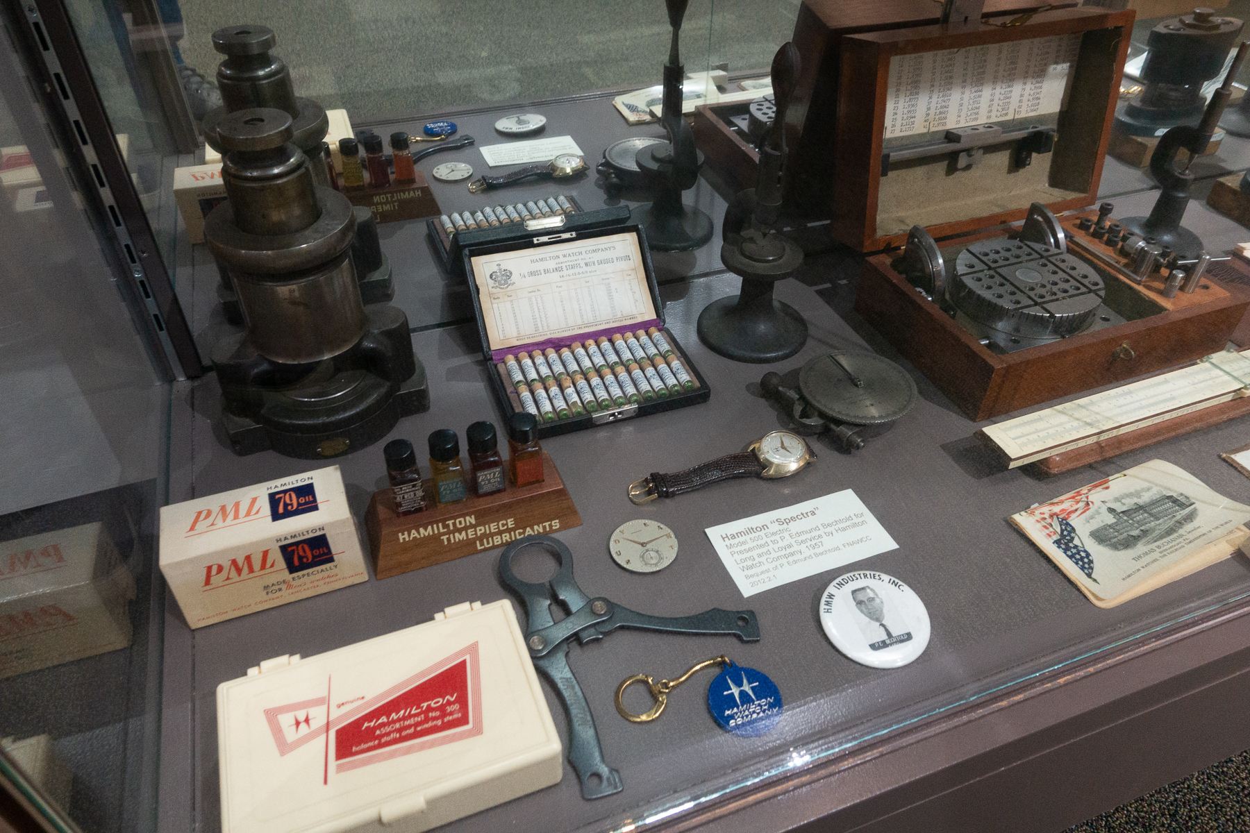 Tools & Promo Items
