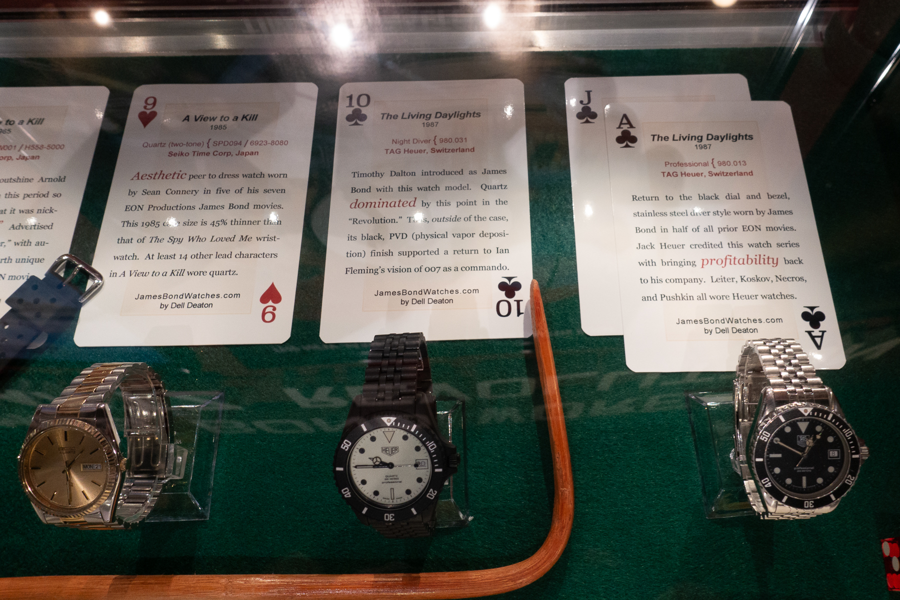 TAG Heuer 980.031 & 980.013