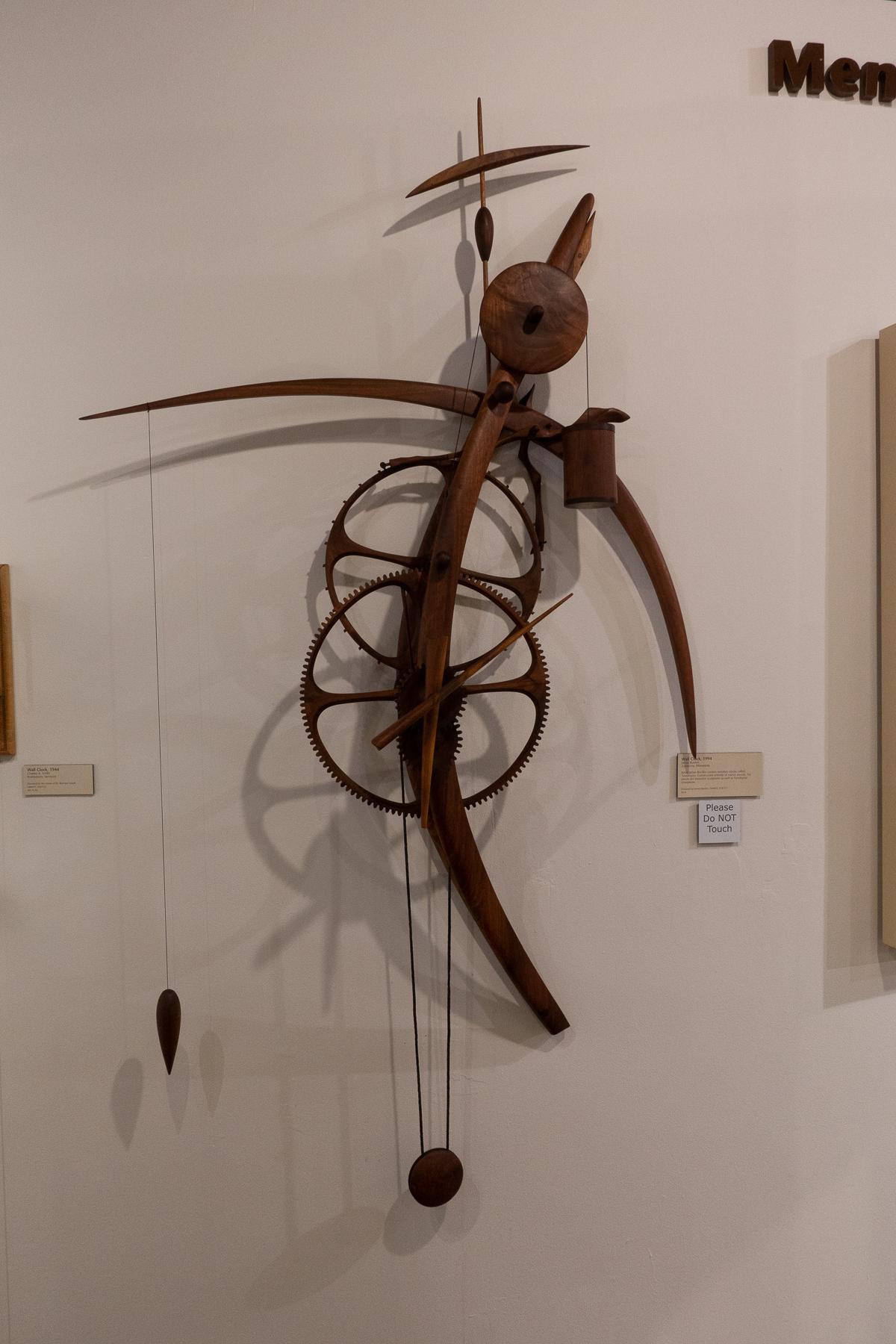 James Borden Clock