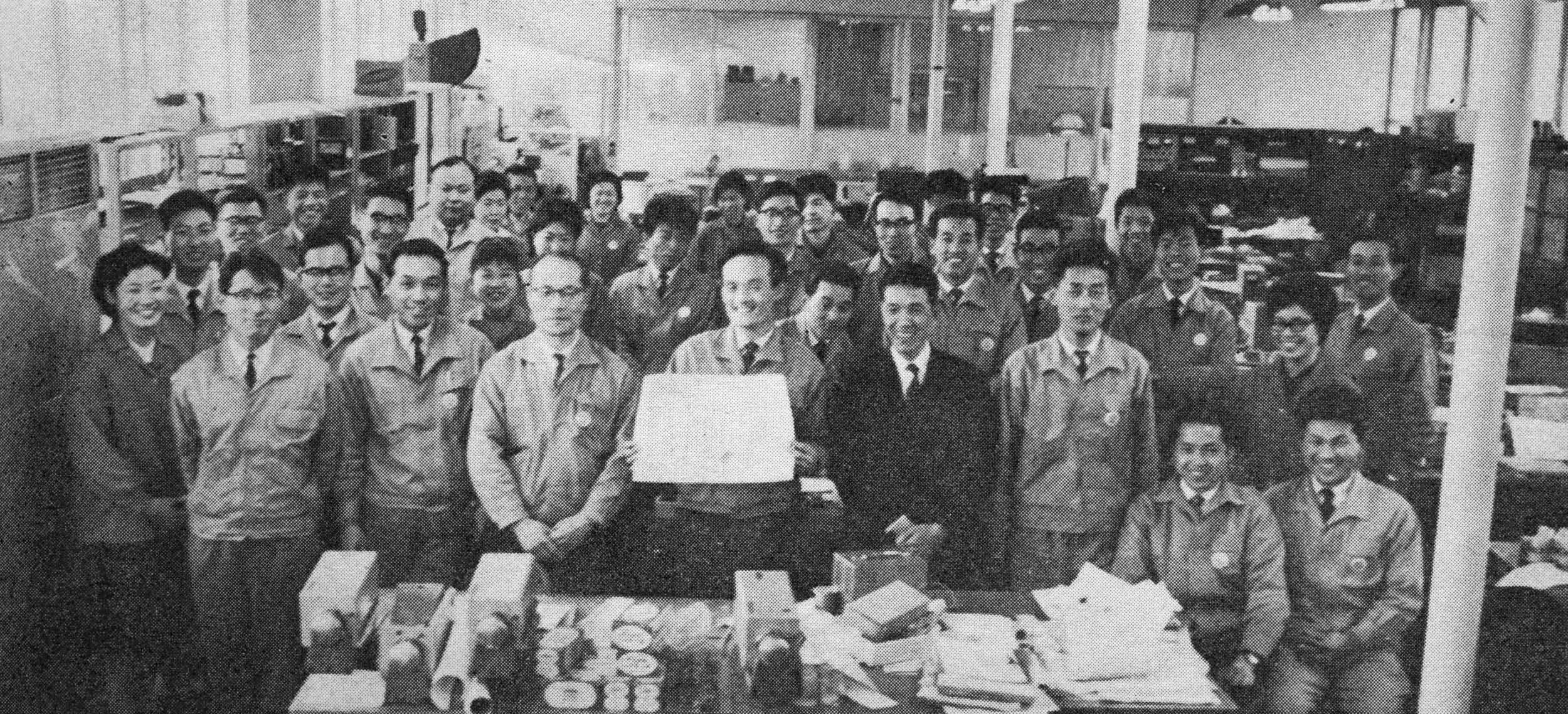 1965 Suwa Competition Team