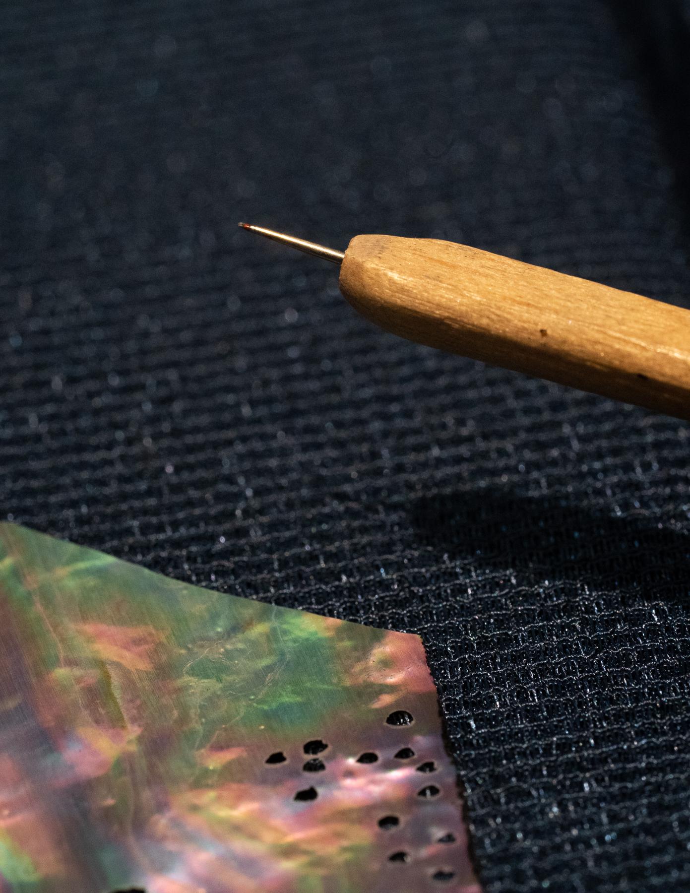 Tool tip detail