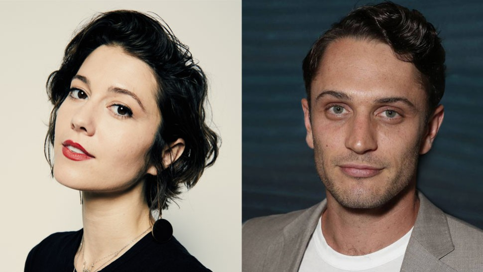 Mary Elizabeth Winstead and Colin Woodell