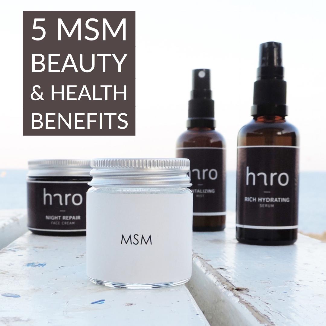 My MSM beauty polish face kit