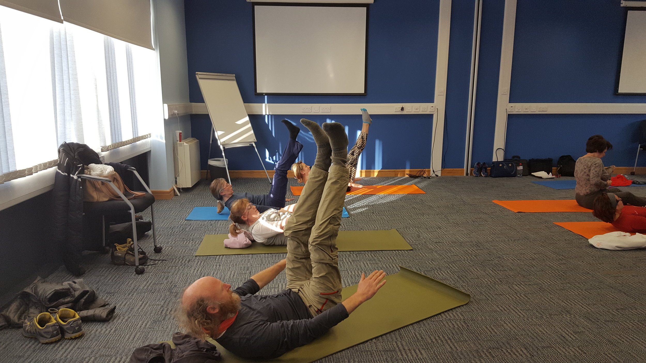 Pilates for Business