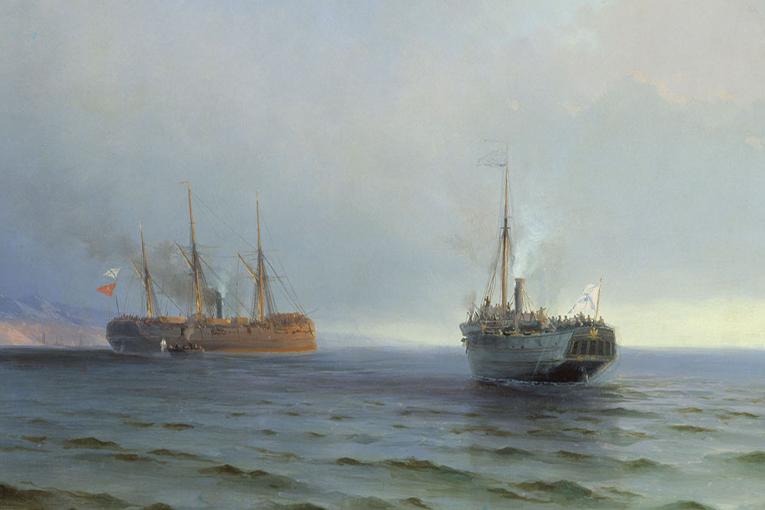 CASPIAN SEA -