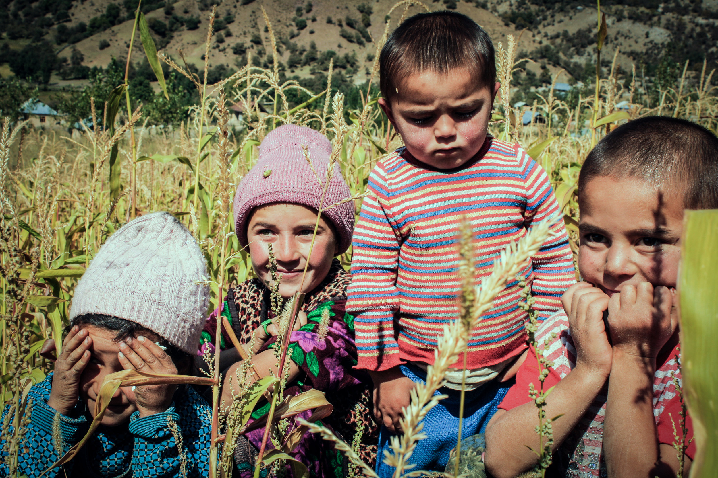 Local kids, Arslanbob, Kyrgyzstan.jpg