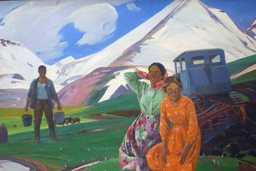 SOVIET ARMENIA - SOVIET ARCHITECTURE AND INDUSTRIAL DECAYYerevan - Gyumri - Sevan - Alaverdi6 DAYS - 990 €Year-round departureVIEW ITINERARY DETAILS