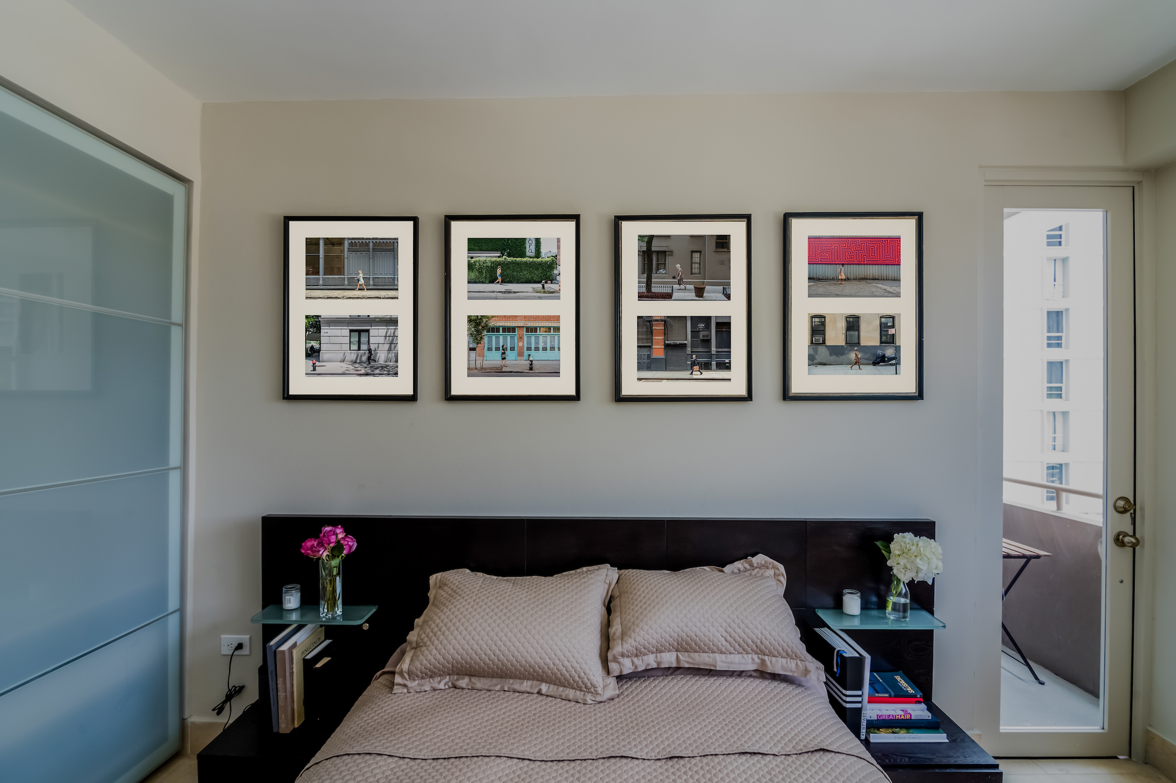 8 12x18 inches on 4 vertical frames at Luis guest room-.jpg
