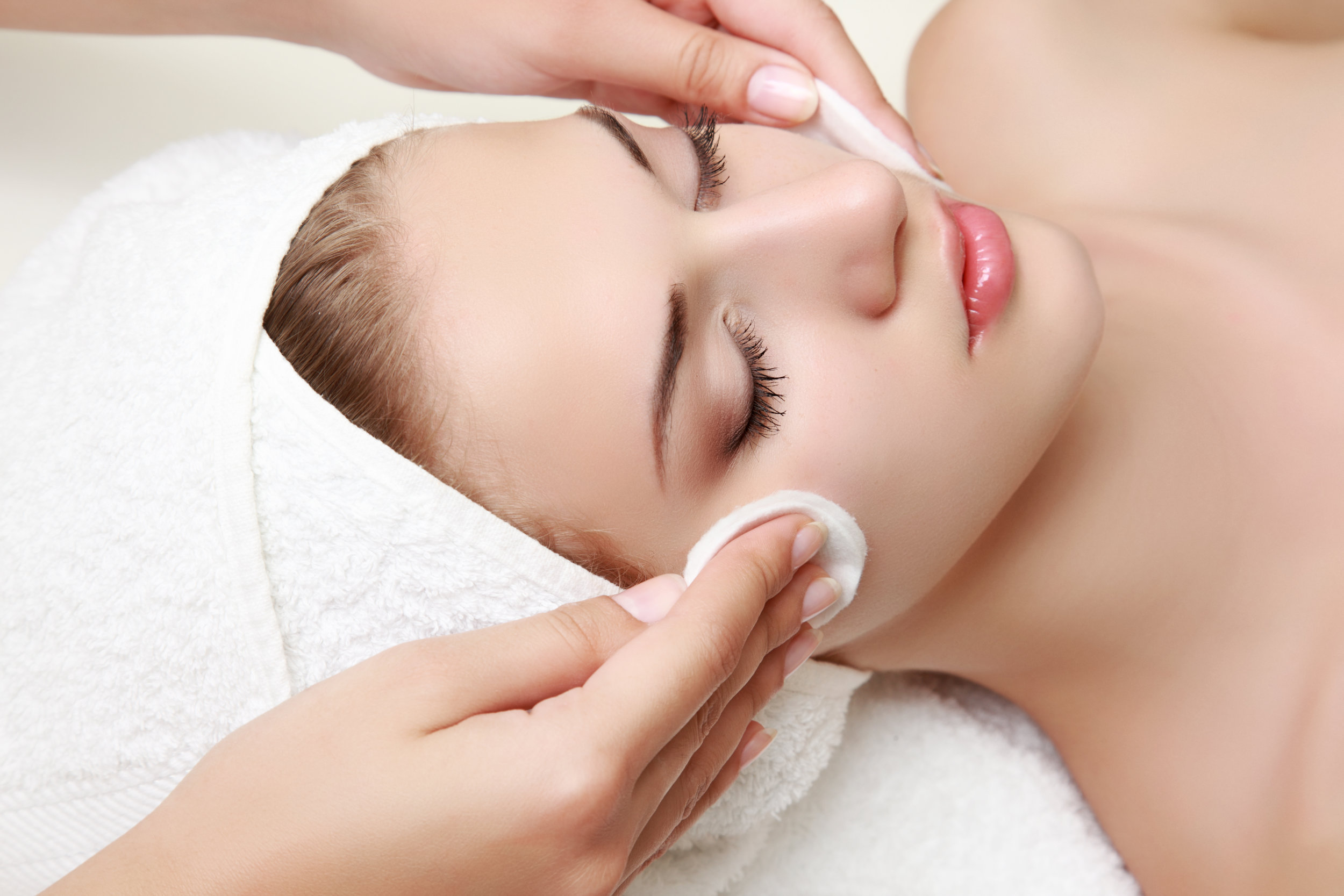- Chemical peels use a safe chemical solution to brighten your skin and smooth the texture of your skin by removing the damaged outer layers.