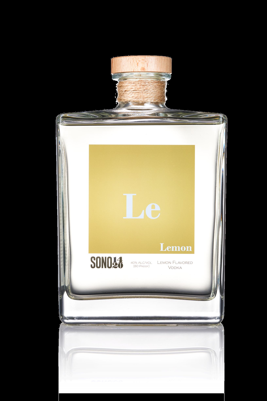 le fresh lemon vodka