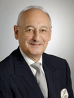 Roger Balsiger - Delegierter Osteuropa  Consultant, a. British Honorarkonsul
