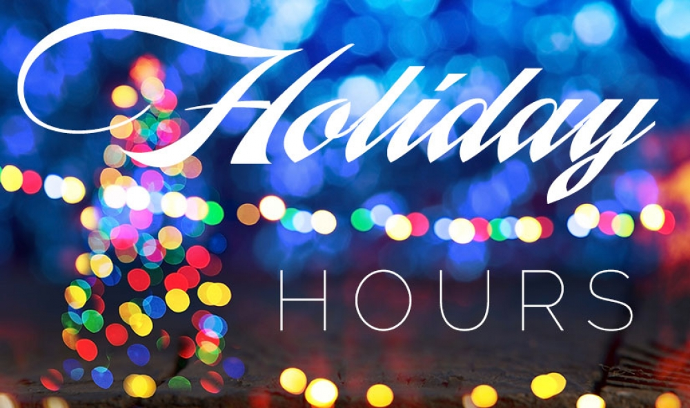 FRIDAY - DECEMBER 22: NO 6A CLASS; ALL OTHER CLASSES ARE NORMAL SATURDAY - DECEMBER 23: REGULAR CLASSES MONDAY - DECEMBER 25 - CLOSED - MERRY CHRISTMAS! TUESDAY - DECEMBER 26 - ONE CLASS AT 10A SATURDAY - DECEMBER 30 - REGULAR CLASSES MONDAY - JANUARY 1 - ONE CLASS AT 10A