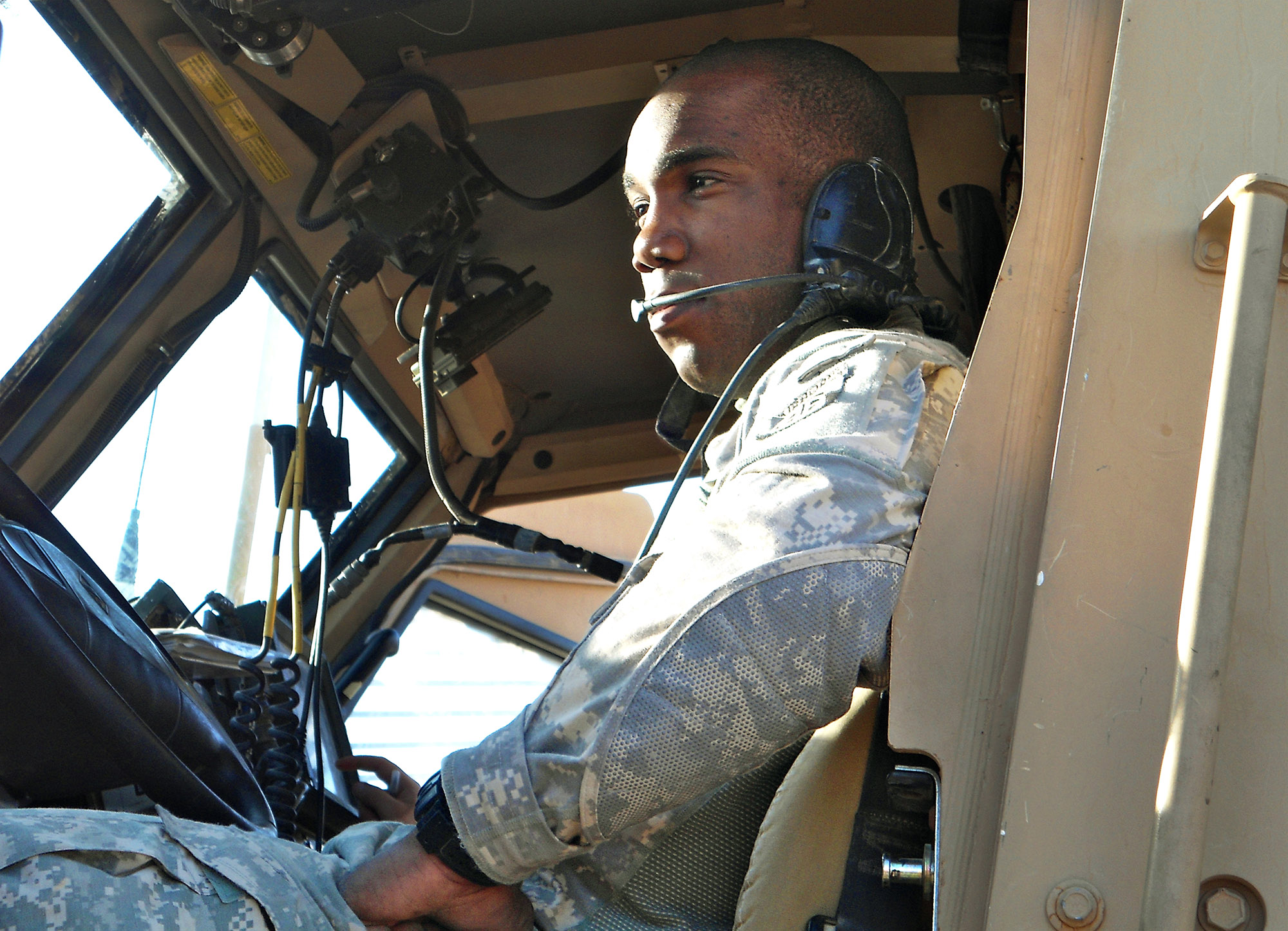 U.S. Army Specialist David E. Hickman, 23, of Greensboro, North Carolina, assigned to the 2nd Battalion, 325th Airborne Infantry Regiment, 2nd Brigade Combat Team, 82nd Airborne Division, based in Fort Bragg, North Carolina, died on November 14, 2011, in Baghdad, Iraq, from wounds suffered when insurgents detonated an improvised explosive device near his vehicle. He is survived by his wife Calli, parents David and Veronica, and brother Devon.