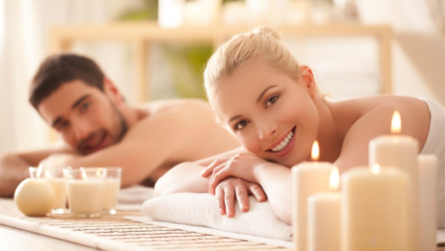 We specialize in COUPLES MASSAGE and have several Couples & Family Rooms available. All of our massages can be combined for a customized COUPLES PACKAGE at no additional costs. Contact our friendly customer service representative for details.