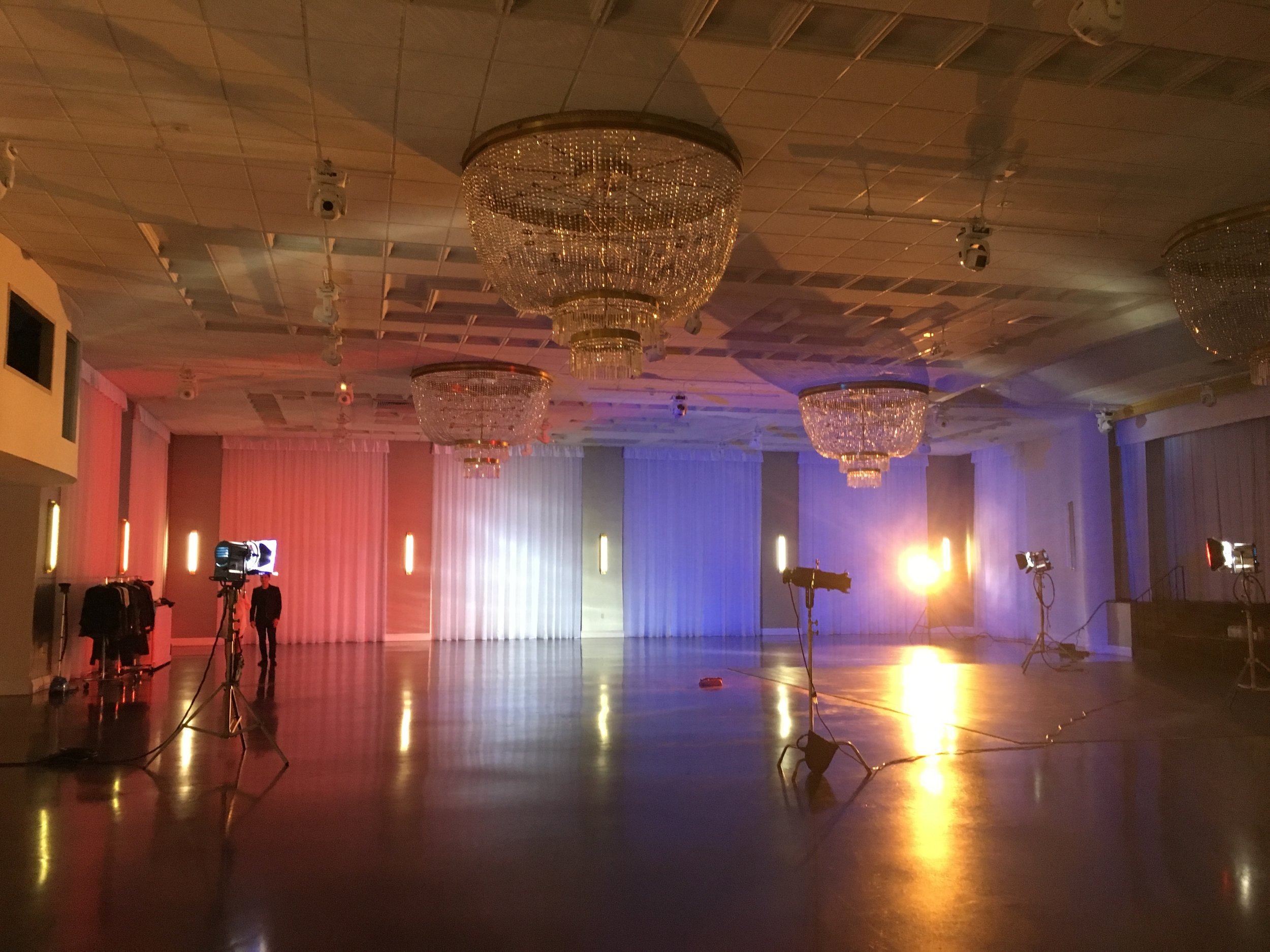 Miami Event Space, Photo Production Location