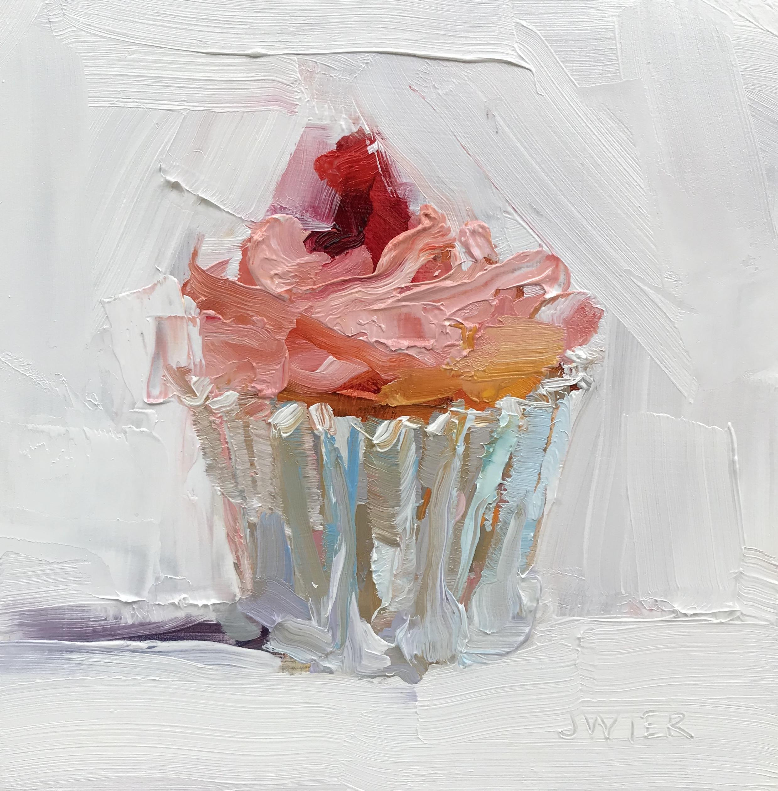 Rasberry Cupcake