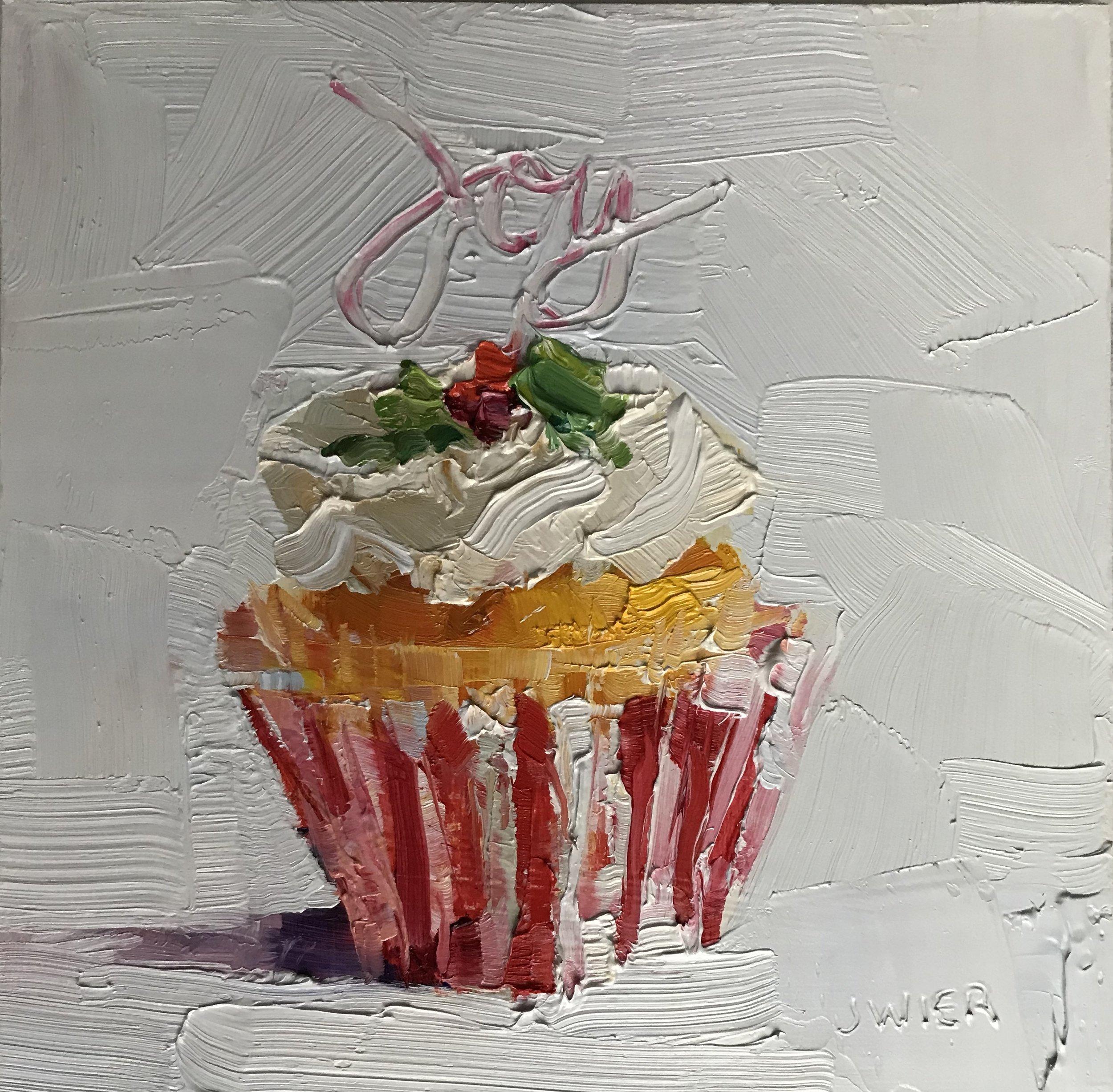 Joy Cupcake