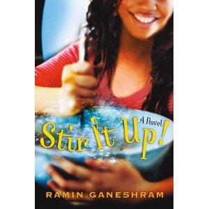 Hat's off to Ramin Geneshram for a wonderful book with great recipes!