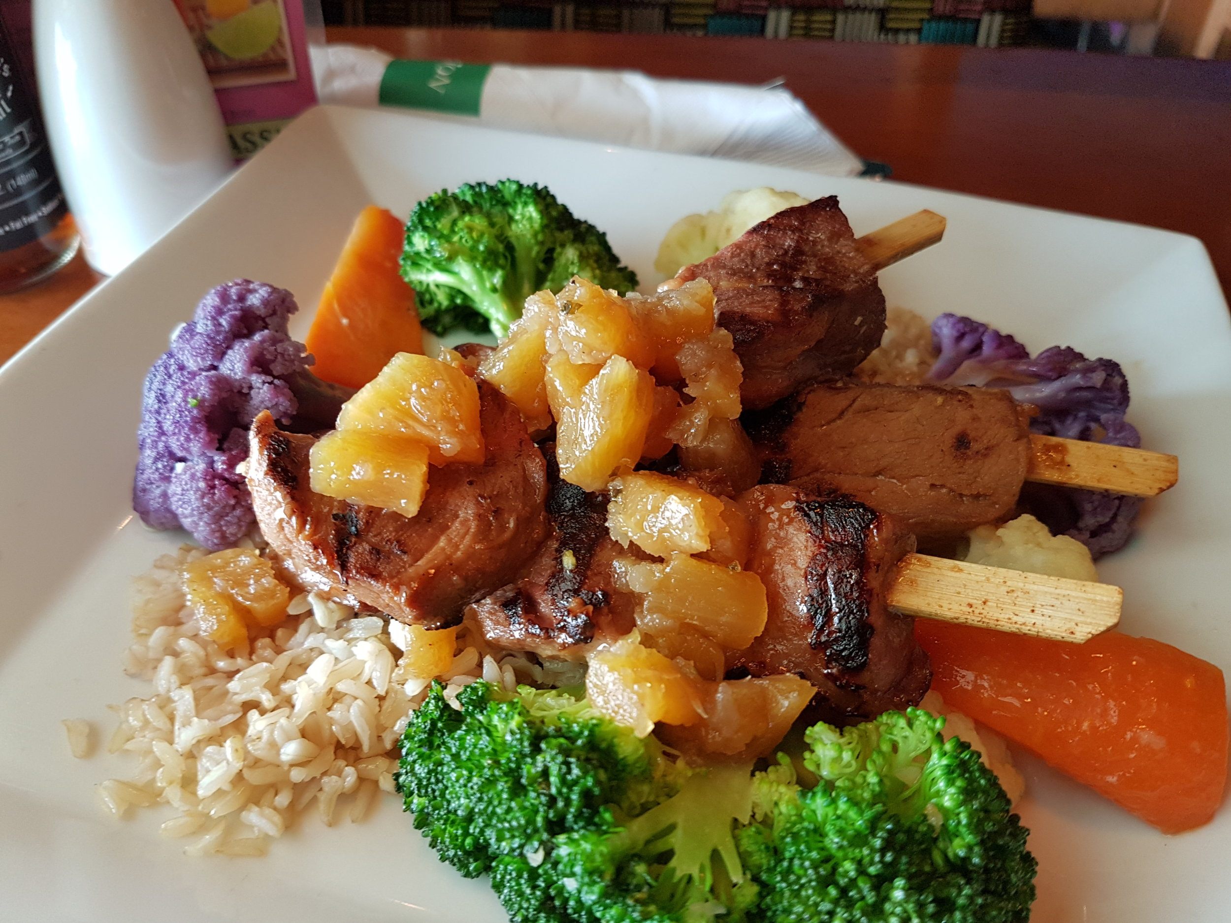 Juice's Filipino Pork Tenderloin