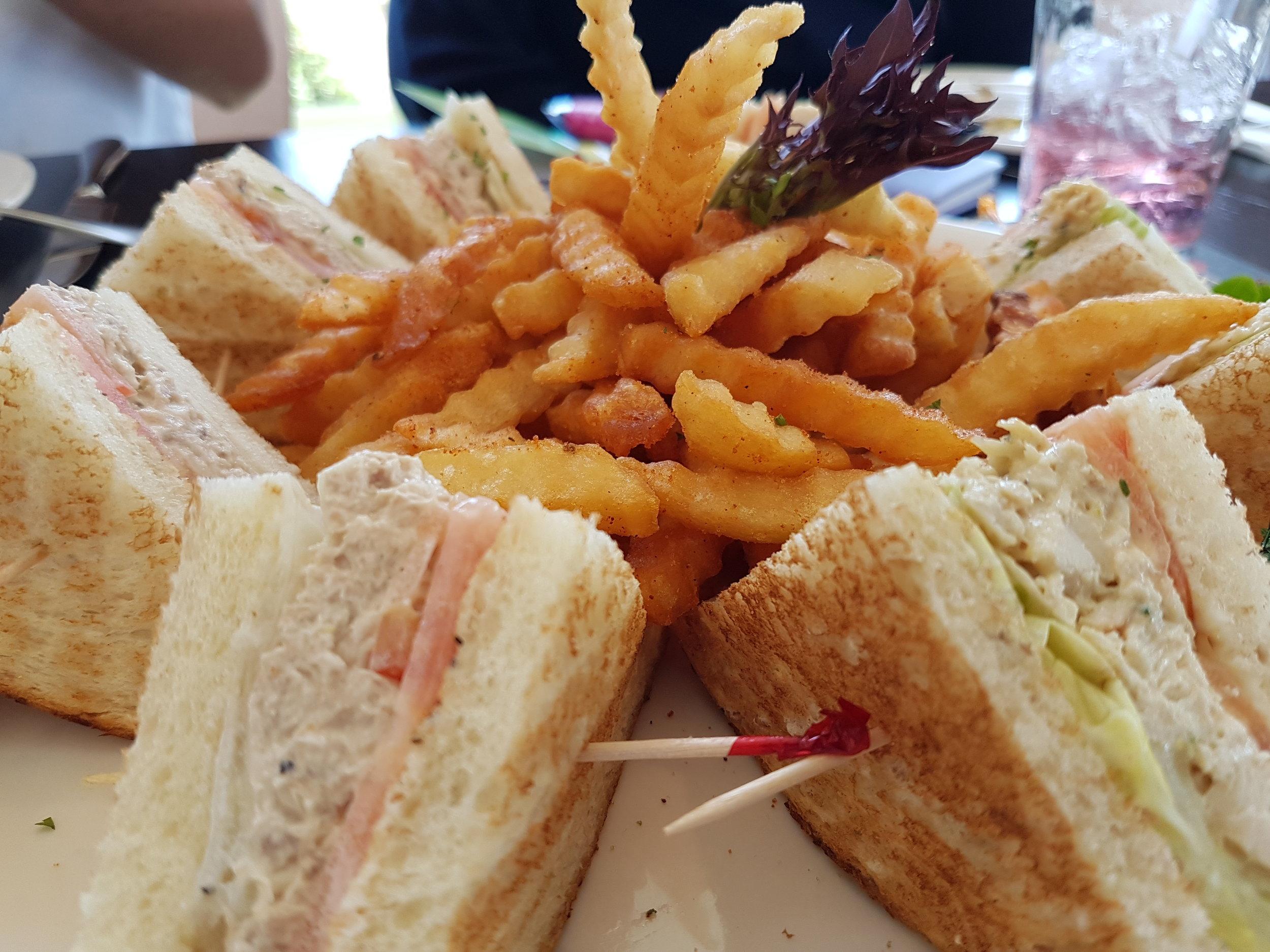 Sandwiches... - yummy.....
