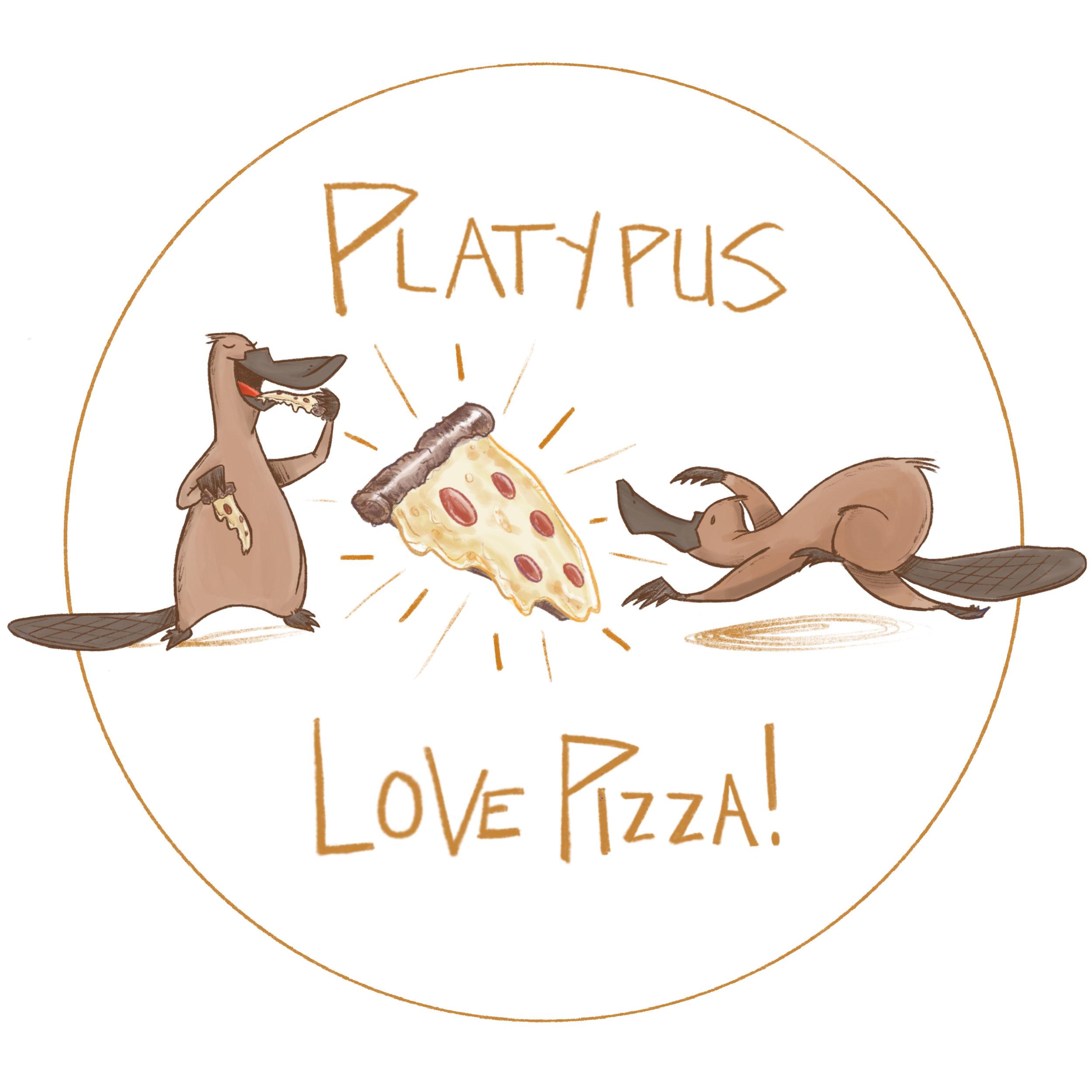 Platypus Love Pizza!.jpg