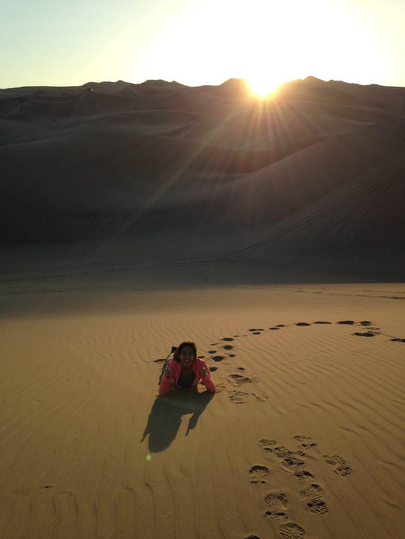 Huacachina Desert, Peru
