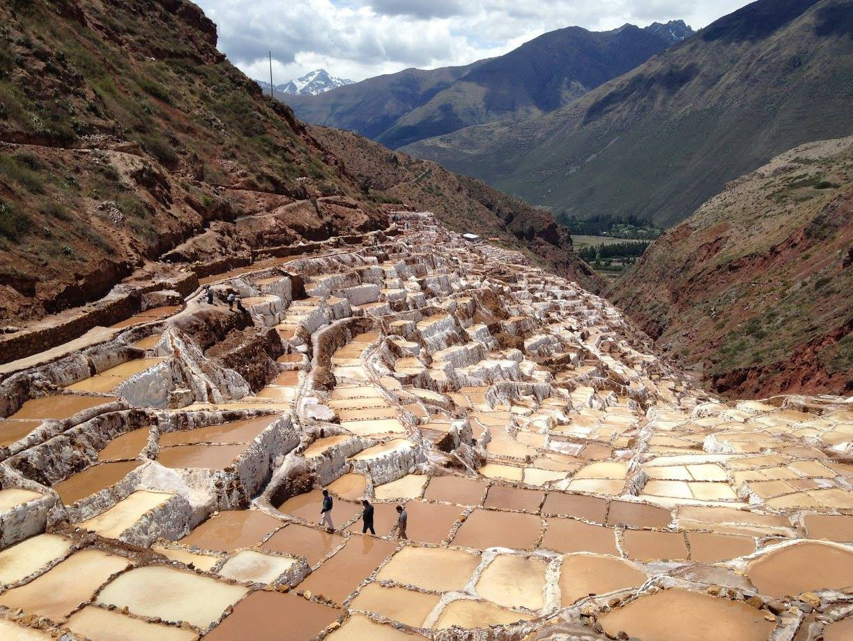 Salineras de Maras, Cusco