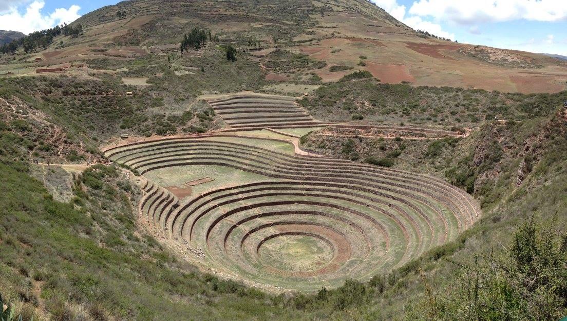 Moray, Cusco