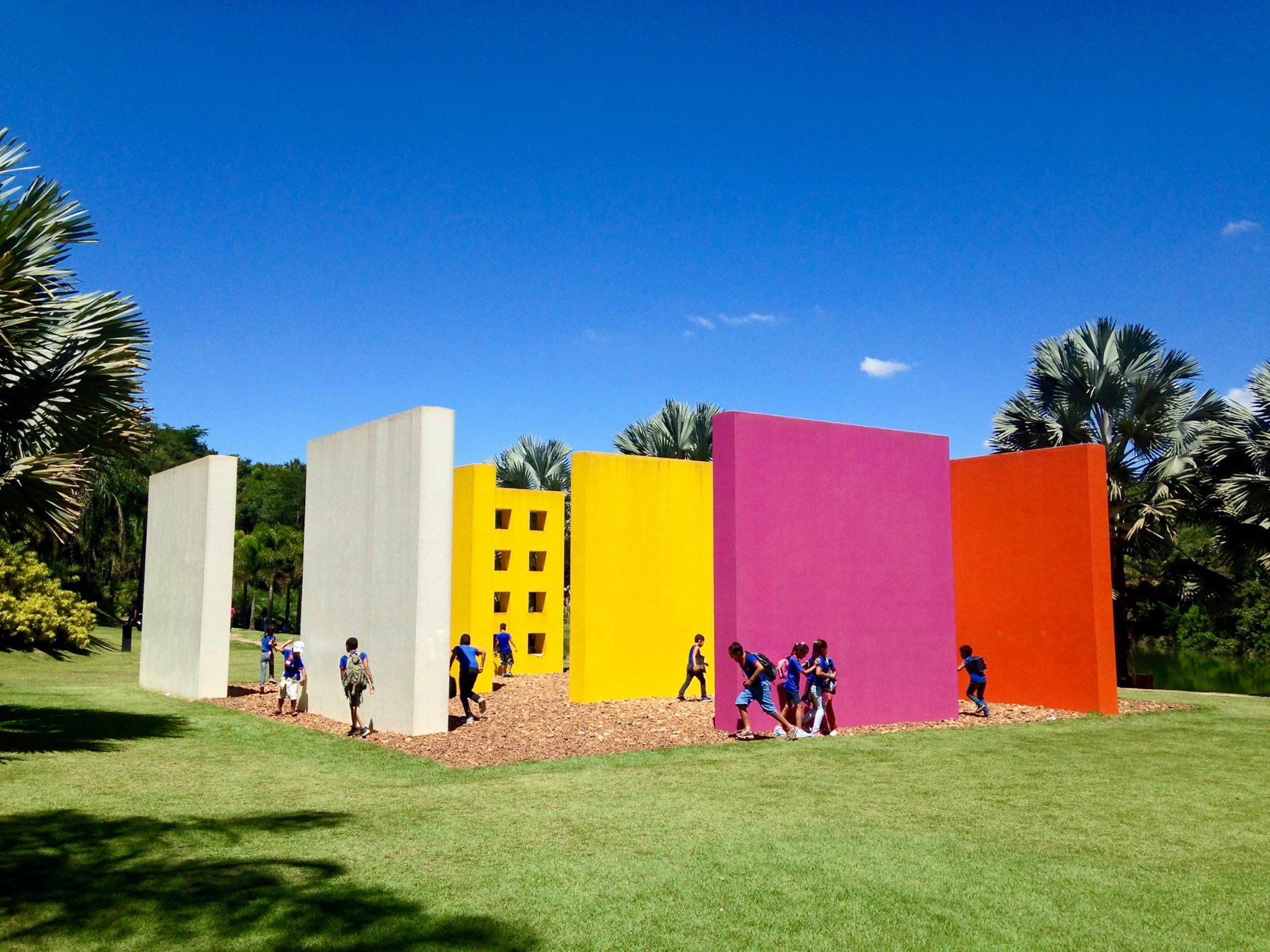 Inhotim Park, Brazil