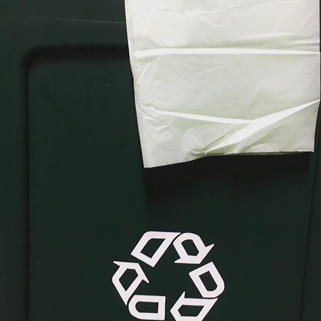 In our kitchens Green = Organic recycling with the compostable liners. . . . . . #stpaul #minnesota #restaurantlife #foodporn #goodvibes #selbyave #yummy #food #healthyfood #healthyeating #travel #foodpornography #foodphotography #foodblogger #foodie #instagood #instadaily #history #foodstagram #cleaneating #mysaintpaul #patiodining #composting