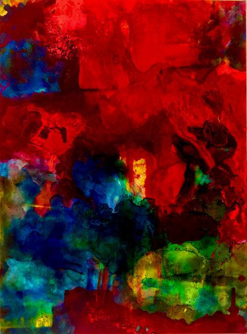 Soudan #9  by Virginia Bradley