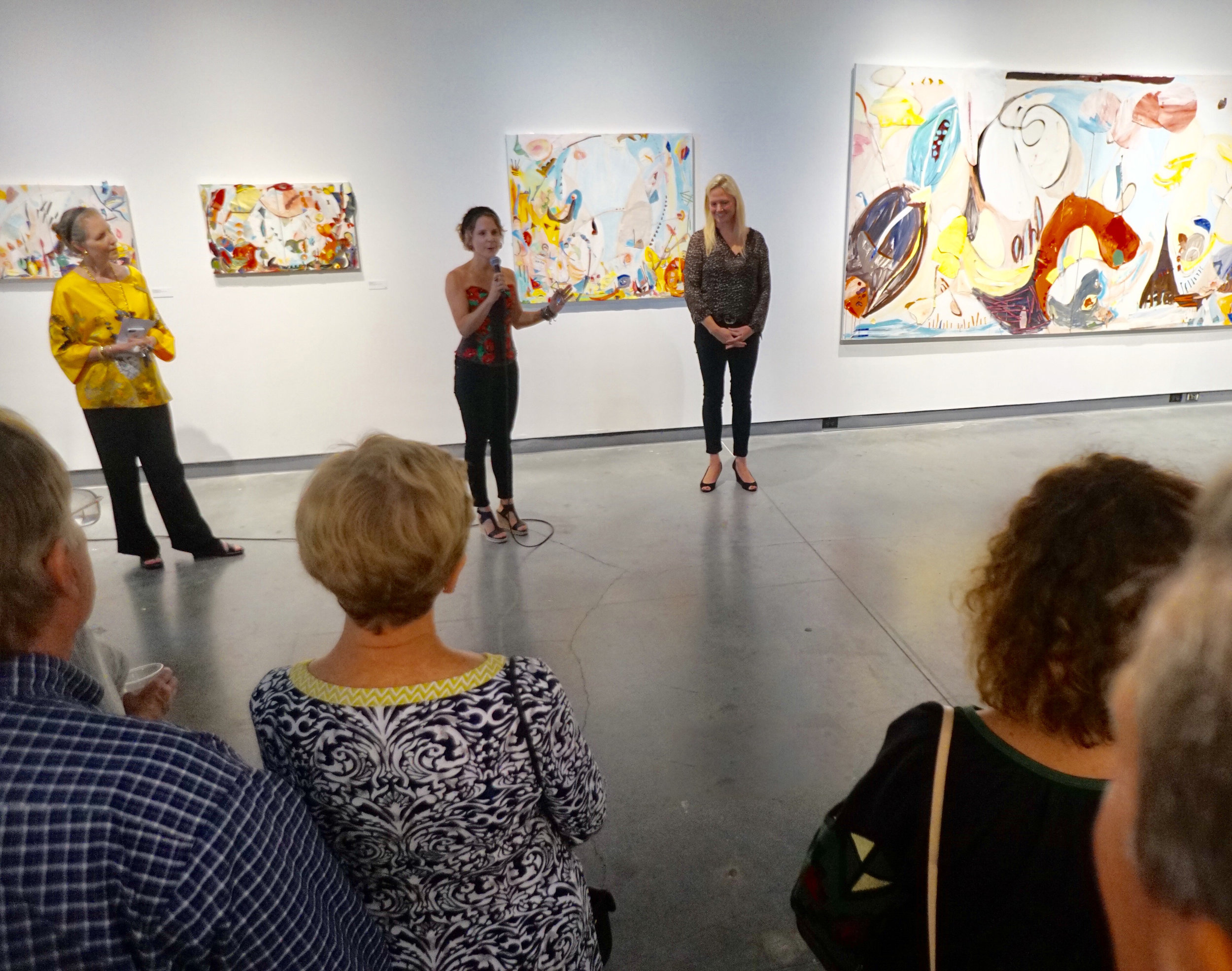 Opening Reception: Wednesday, August 16, Photo Credit: Dan Brody