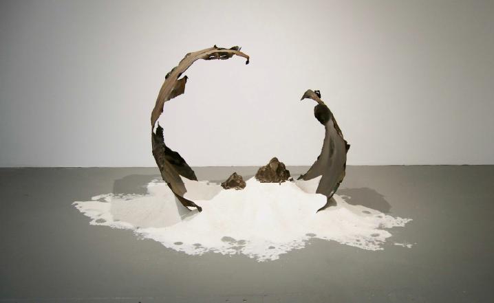Shifting, Sifting,  by Caroline Hatfield